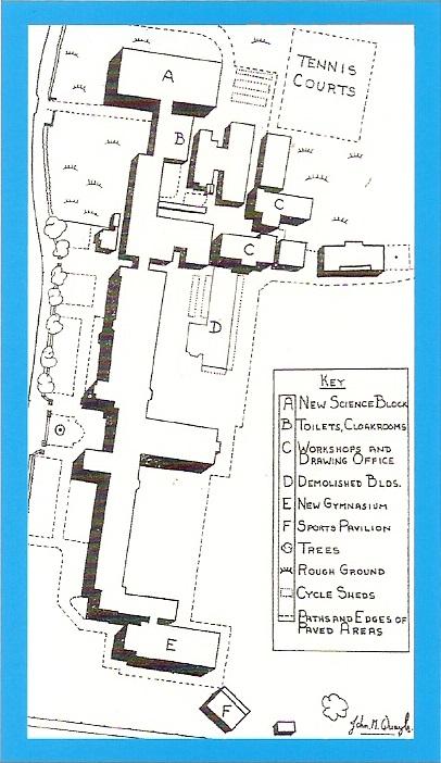 Aerial 1964 proposed
